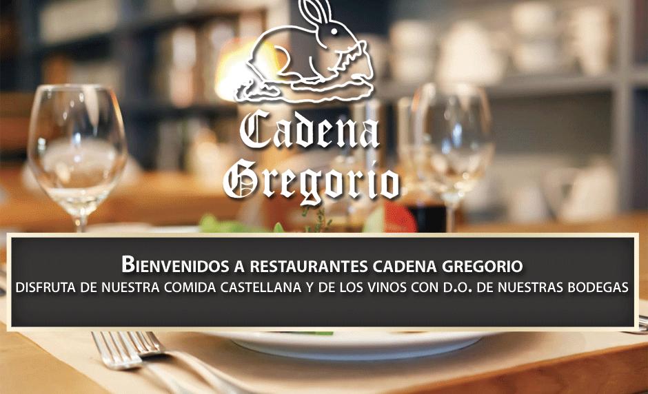 Restaurantes Cadena Gregorio