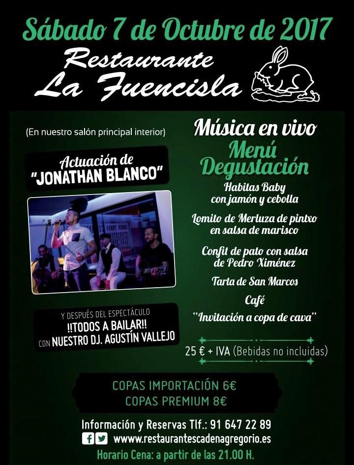Espectáculo en La Fuencisla_ Jonatan Blanco_071917